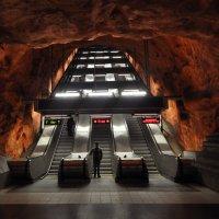 Стокгольмское метро :: Владимир
