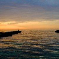 морской пейзаж :: valeriy g_g