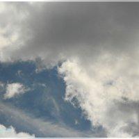 Краски тёмной акварели... :: Вика Тихонова