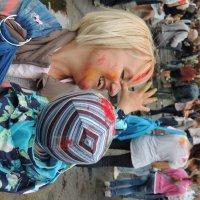 """Фестиваль красок """"Холи"""" :: Маша Смирнова"""