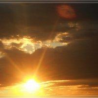 Закат 7 июня :: Вика Тихонова