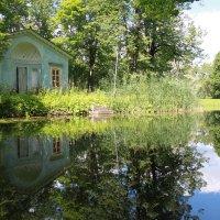 Домик на острове :: Света Покутнева