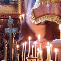 Теплая молитва :: Сергей Яценко