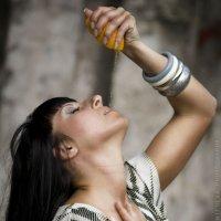 апельсин :: Анастасия Тимоничева