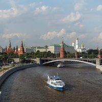 Вид на Кремль :: Павел Myth Буканов