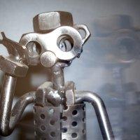 Робот с душой :: Виктор Пушкин