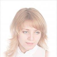 Портрет в Высоком ключе 53 ( Portrait in High key 53 ) :: Vladimir Sagadeev