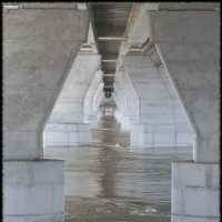Под мостом :: Yana Fizazi