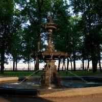 фонтан :: Андрей Канивец
