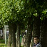 В парке :: Алексей Иванцов