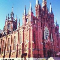 Собор непорочного зачатия пресвятой девы Марии :: Мария Овсянникова