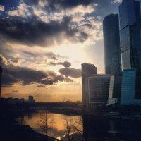 Москва сити :: Мария Овсянникова