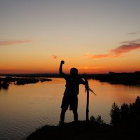 Вело закат :: Александр Шаронов