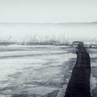 Мост ведущий в неизвестность :: Александр Гизун