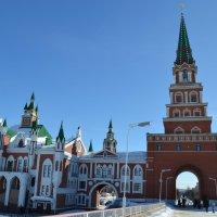гуляя по городу :: Анастасия Шулепова