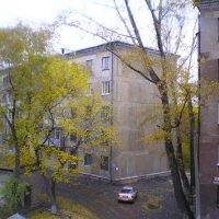 Осень :: Oleg Tumakov