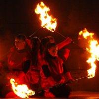 Огненный ритуал :: Юлия Орлова