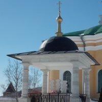 Могилы святых :: Екатерина Лукьянова