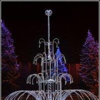 Зимний фонтан. :: юрий Амосов