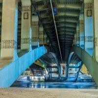 Геометрия моста :: Наталья Rosenwasser