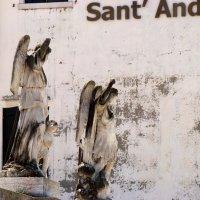 под покровительством ангелов. венеция :: swa _
