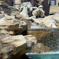 знаменитый римский фонтан.... :: swa _
