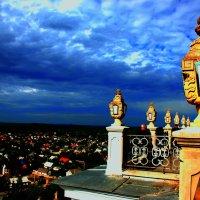 гора Почаевская :: виталий Цицюрский