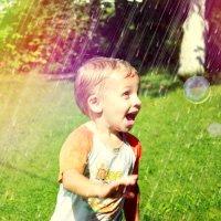 Счастье ребёнка :: Таня Смирнова