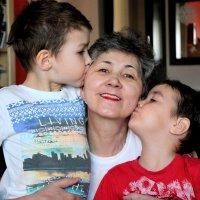 Любимая бабушка :: Мария Копысова