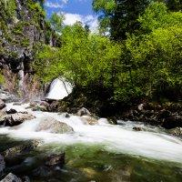 Водопад Корбу :: Сергей Савченко