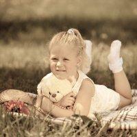 Малышка. Лето. :: Анна Тихомирова