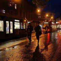 жизнь вечернего города :: igor G.