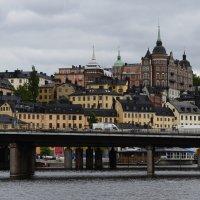 Стокгольм2 :: Вероника Фадеева