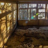 Вид из окна... :: Наталья Rosenwasser