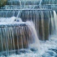 Водопад на канале :: Анастасия Pelenga