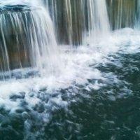 Маленький водопад :: Анастасия Pelenga