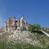Костомаровский Спасский монастырь :: Татьяна Варфоломеева