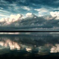 Небесный корабль :: Владимир Апенко