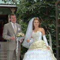 Свадебное фото. :: Виктор Малород