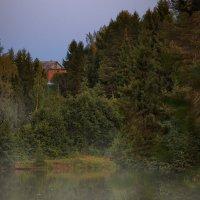 дом на холме :: Григорий Кощеев