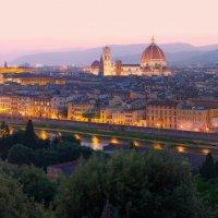 Флоренция в режиме. Июль 2012, 21ч.20м. :: Виталий Авакян