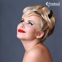 Beautу-съемка для «PrооbraZ» :: Есения Censored