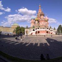 Простой вид. Покровский собор, Красная пл. Москва :: Виталий Авакян