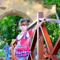 На мостике :: Евгения Мартынова