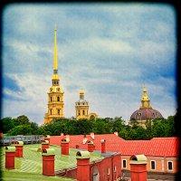 Любимый Питер :: Stepan Sibir