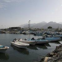 Лодочная станция, Оман :: Роман _