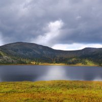 Ойское озеро :: юрий Амосов