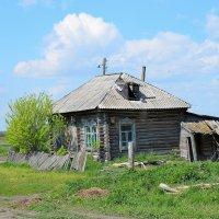 Дом свободен, живите кто хочет. :: Владимир Анакин