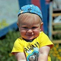 Малыш .... :: Надежда Шемякина