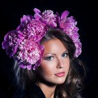 Лунный цветок :: Александра КЕЙЛИ Макарова